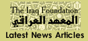 Iraq Foundation Latest News Articles